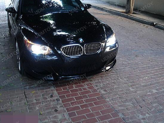BMW - 530i - 6000K - HID - headlights - 3